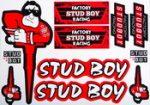 Stud Boy - Vinyl Deccals