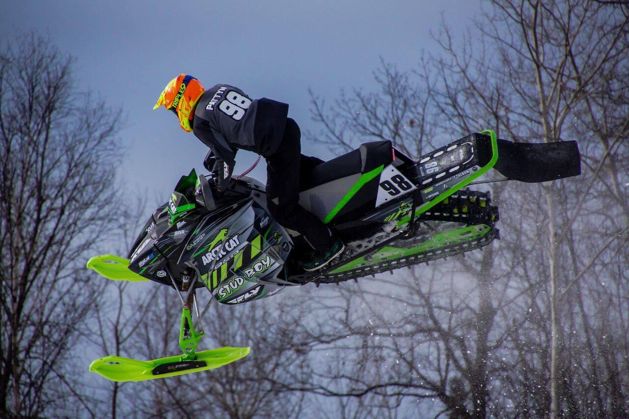 Nick Pattyn - 2017 Team Stud Boy Snocross Racer