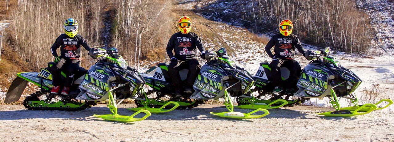 Stud Boy 2017 Snocross Racing Team